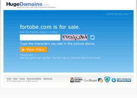 fortobe.com