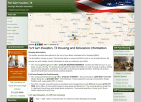 fortsamhoustonhousing.com