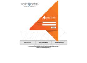 fortsmith.spedtrack.com