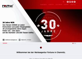 fortuna-werbeagentur.de