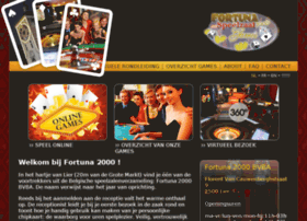 fortuna2000.be