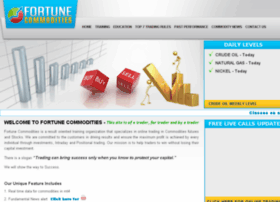 fortunecommodities.com
