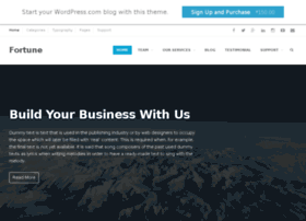 fortunedemo.wordpress.com