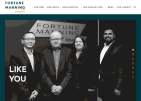 fortunemanning.co.nz