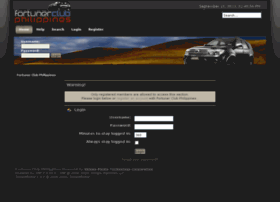 fortunerclub.net.ph