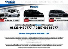 fortunerentcar.com