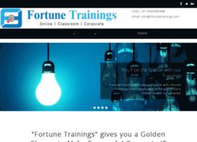 fortunetrainings.com
