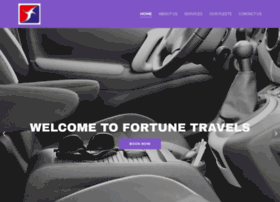 fortunetravels.com