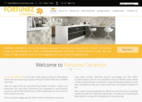 fortunezceramics.com