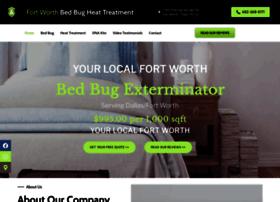 fortworthbedbugheattreatment.com