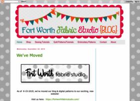 fortworthfabricstudio.blogspot.com