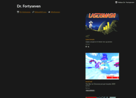 fortyseven.itch.io