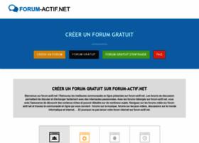 forum-actif.net