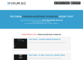 forum-blackdevilbg.3forum.biz