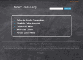 forum-cable.org