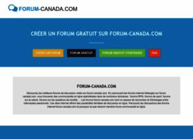 forum-canada.com