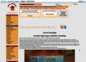 forum-chauffage.com