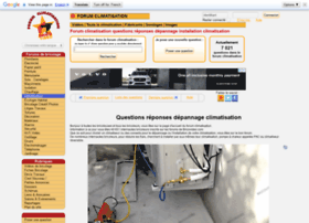 forum-climatisation.com