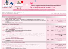 forum-des-animaux.net
