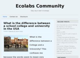 forum-ecolabs.org