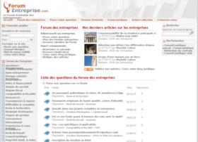 forum-entreprise.com