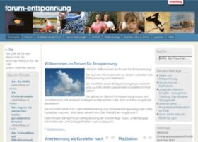 forum-entspannung.de
