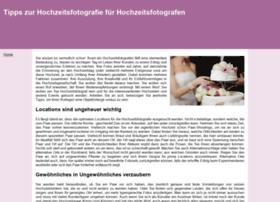 forum-hochzeitsfotografie.de