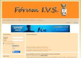 forum-ivs.forumeiros.org