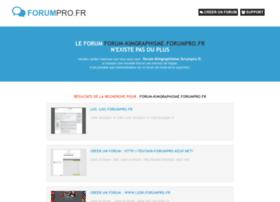 forum-kimgraphisme.forumpro.fr