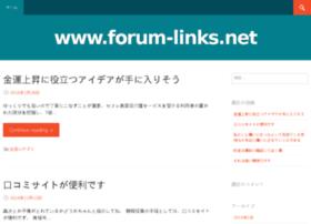 forum-links.net