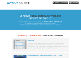 forum-netneo.activebb.net