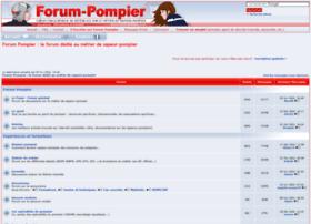 forum-pompier.com
