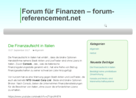forum-referencement.net
