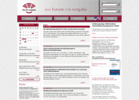 forum-vergabe.de