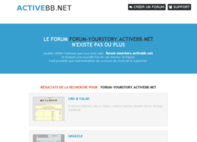 forum-yourstory.activebb.net