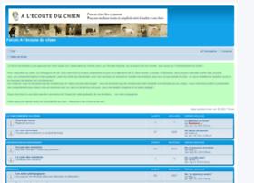 forum.a-l-ecoute-du-chien.org