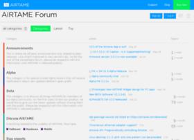 forum.airtame.com