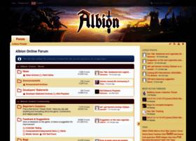 forum.albiononline.com