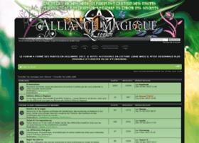 forum.alliance-magique.com