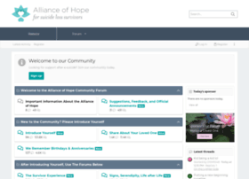 forum.allianceofhope.org