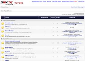 forum.amazeproperty.com