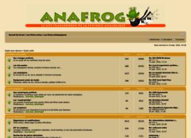 forum.anafrog.com