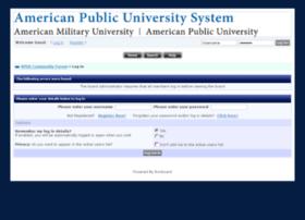 forum.apus.edu