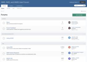 forum.aquaveo.com