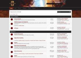 forum.arcanewonders.com