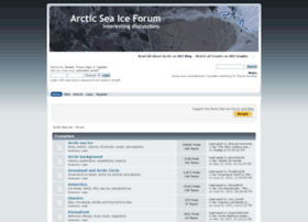 forum.arctic-sea-ice.net