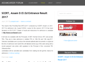 forum.assamcareer.com