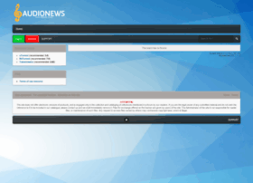 Forum.audionews.org