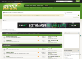 forum.aussportsbetting.com