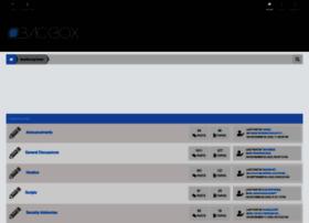 forum.backbox.org